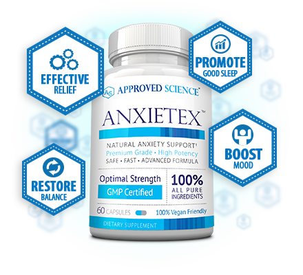 Anxietex Bottle Plus